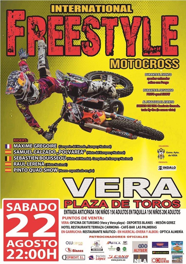 Freestyle VERA.22 AGOSTO´15.