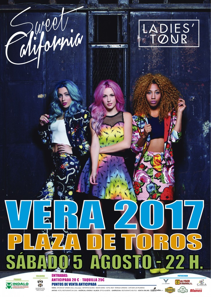 5 agosto.SWEET CALIFORNIA.