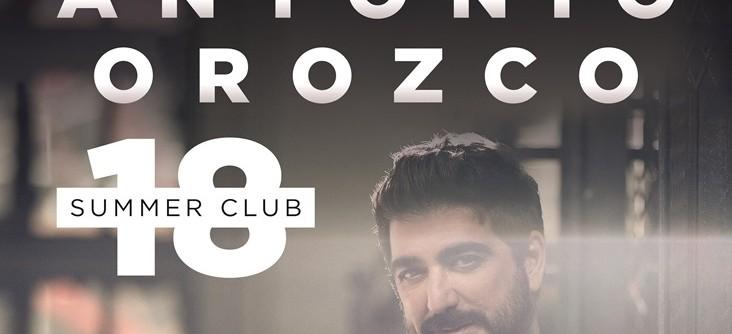 Antonio Orozco, en concierto, Gira Summer Club .Plaza de toros de Vera (Almería). Sábado 18 de agostoa las23:00 h. ¡Vive […]