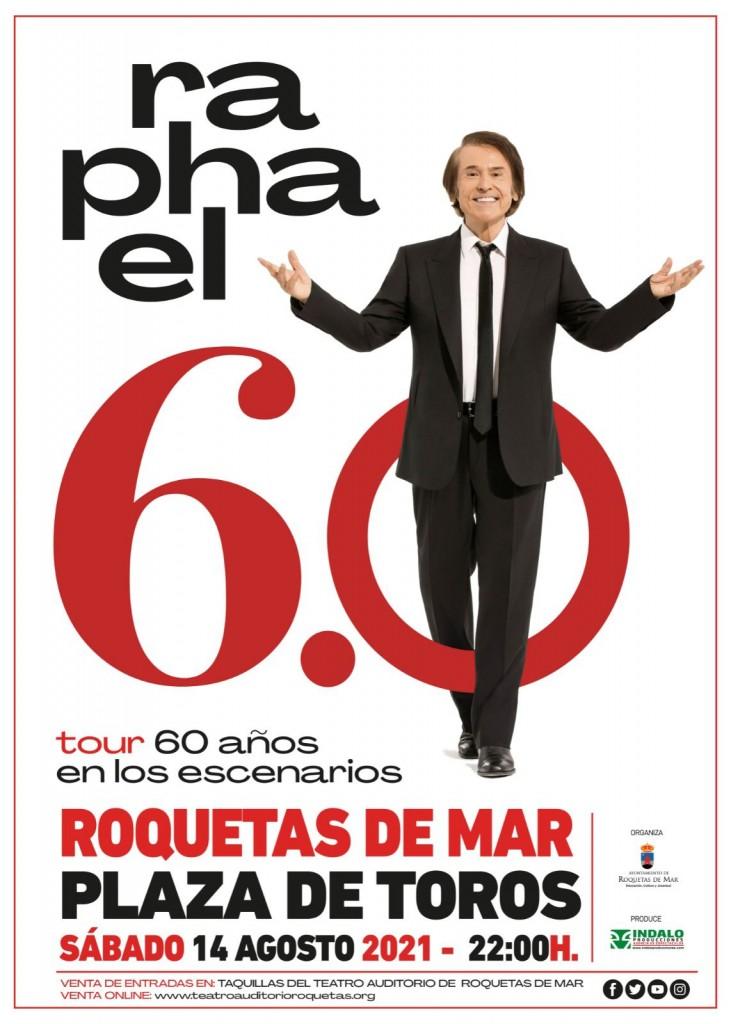 RAPHAEL 6.0. ROQUETAS DE MAR.´21